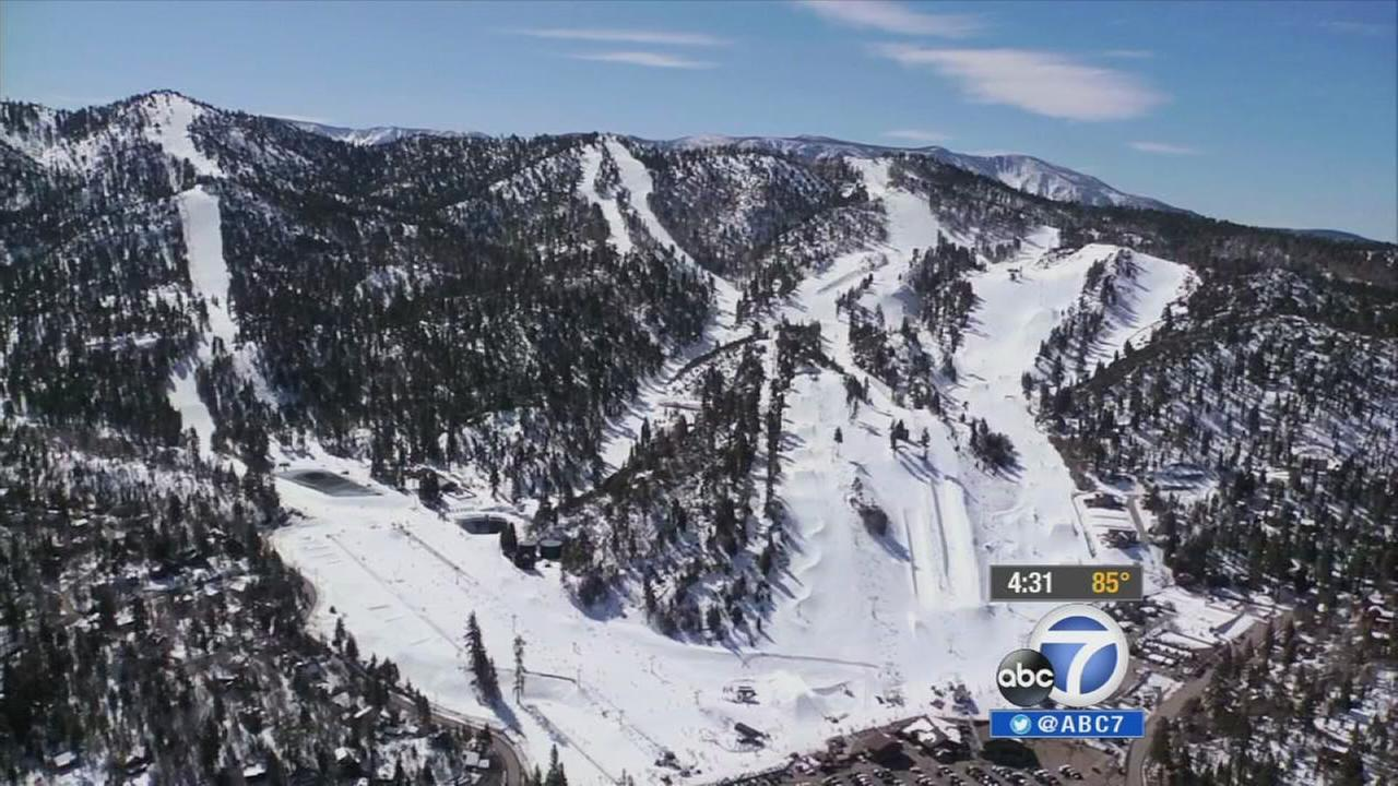 mammoth mountain ski resort buys big bear, snow summit | abc7