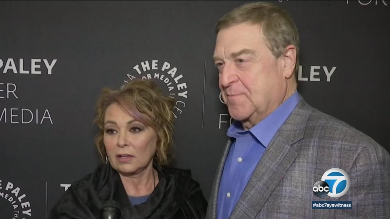 Roseanne is back on television with Roseanne Barr and John Goodman reprising their roles as the Conners.