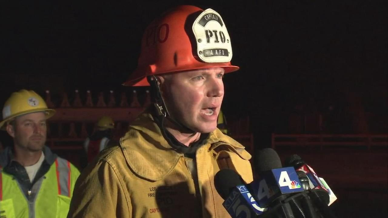 Its with happy hearts that all Los Angeles city agencies are able to state that we have found Jesse Hernandez, LAFD Capt. Erik Scott said.