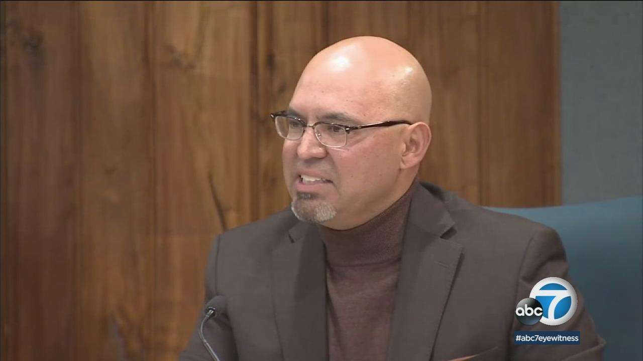 An undated photo of former El Rancho High School teacher Gregory Salcido.