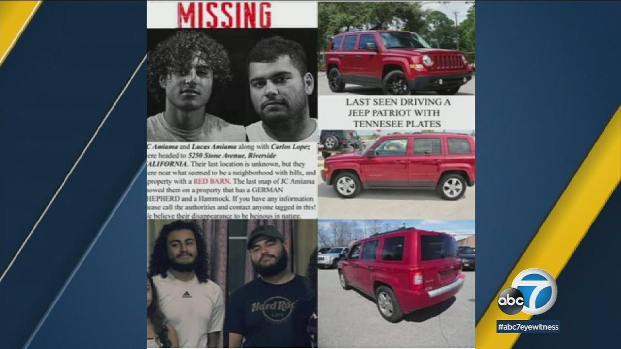 New details are emerging about the investigation into three men found dead inside a parked SUV in Burbank.