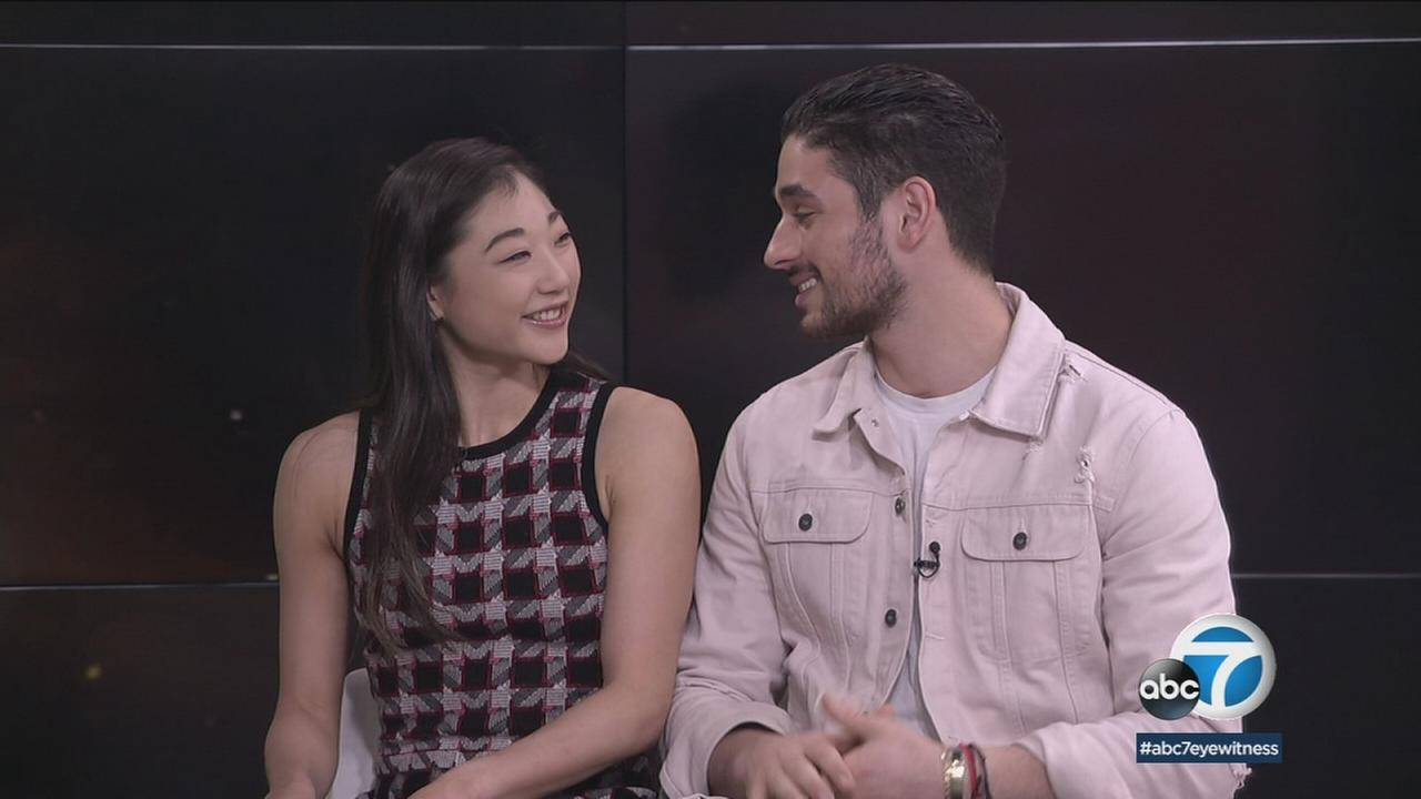 Figure skater Mirai Nagasu made history at the 2018 Olympics, and now shes ready to compete in the latest season of Dancing with the Stars.
