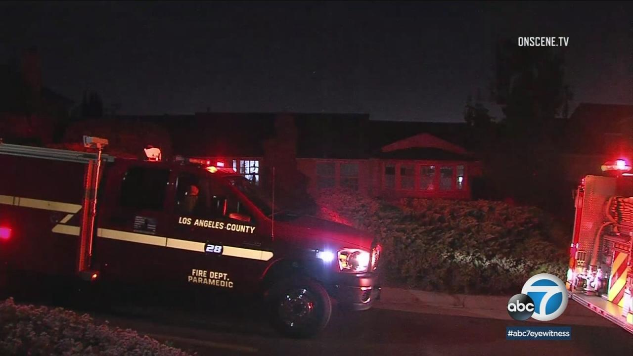A woman and her mother, ages 76 and 95, were found dead inside of a Whittier home Monday evening, authorities said.