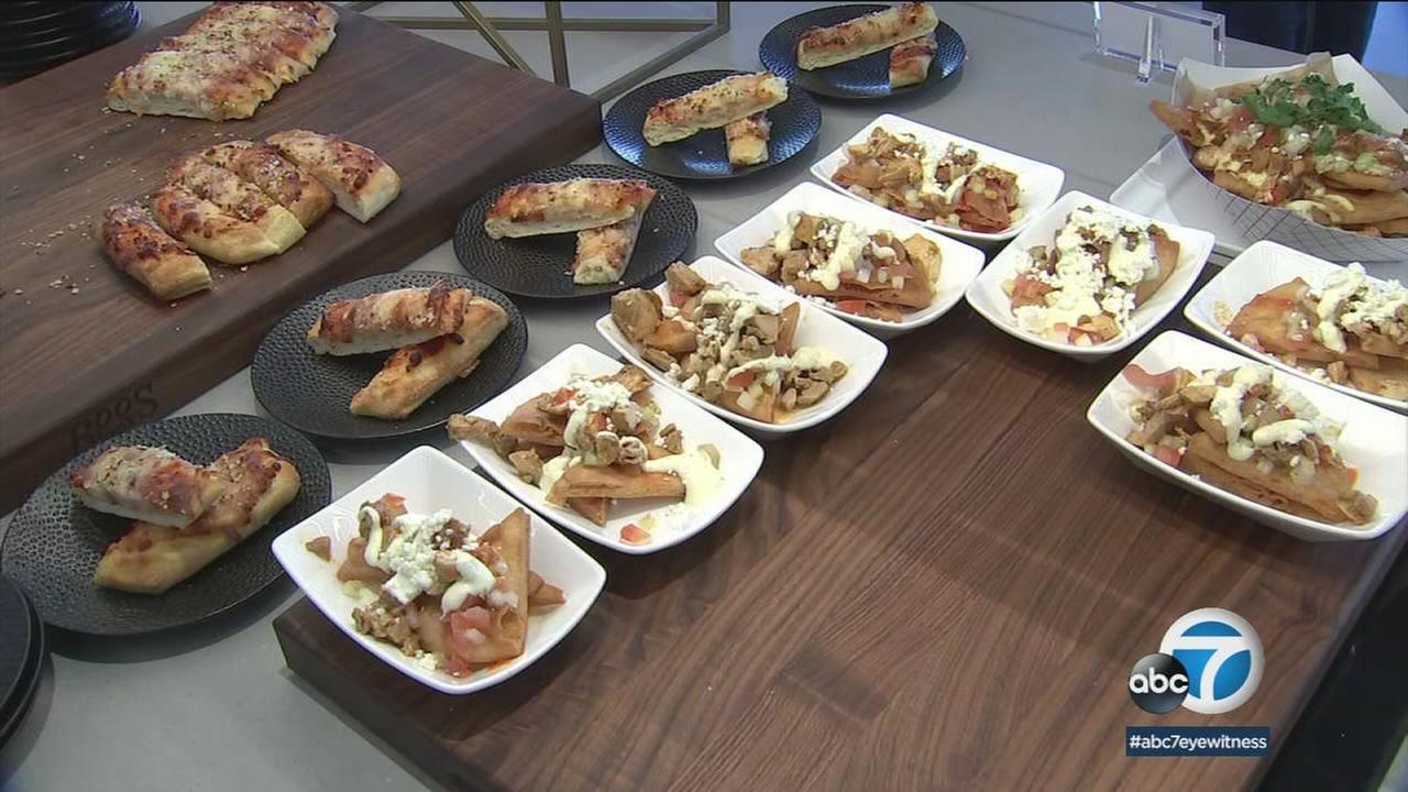 When the Los Angeles Football Club plays its first home opener at Banc of California Stadium, fans will choose from a wide range of culinary delights.