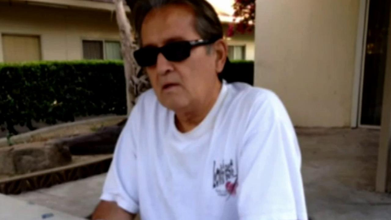 Louie Rodriguez is seen in this undated file photo. He died Monday, Oct. 6, 2014, after being attacked in Hollywood.