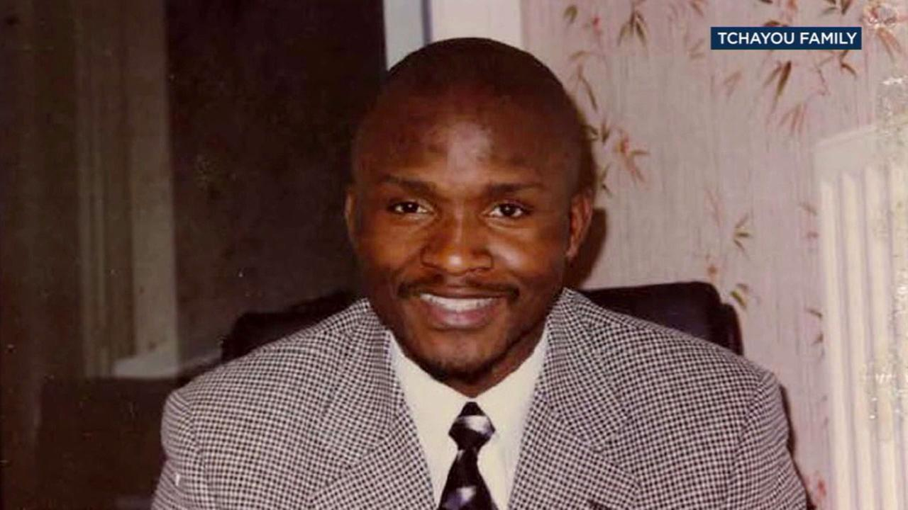 Charly Keunang, 42, is shown in an undated photo.