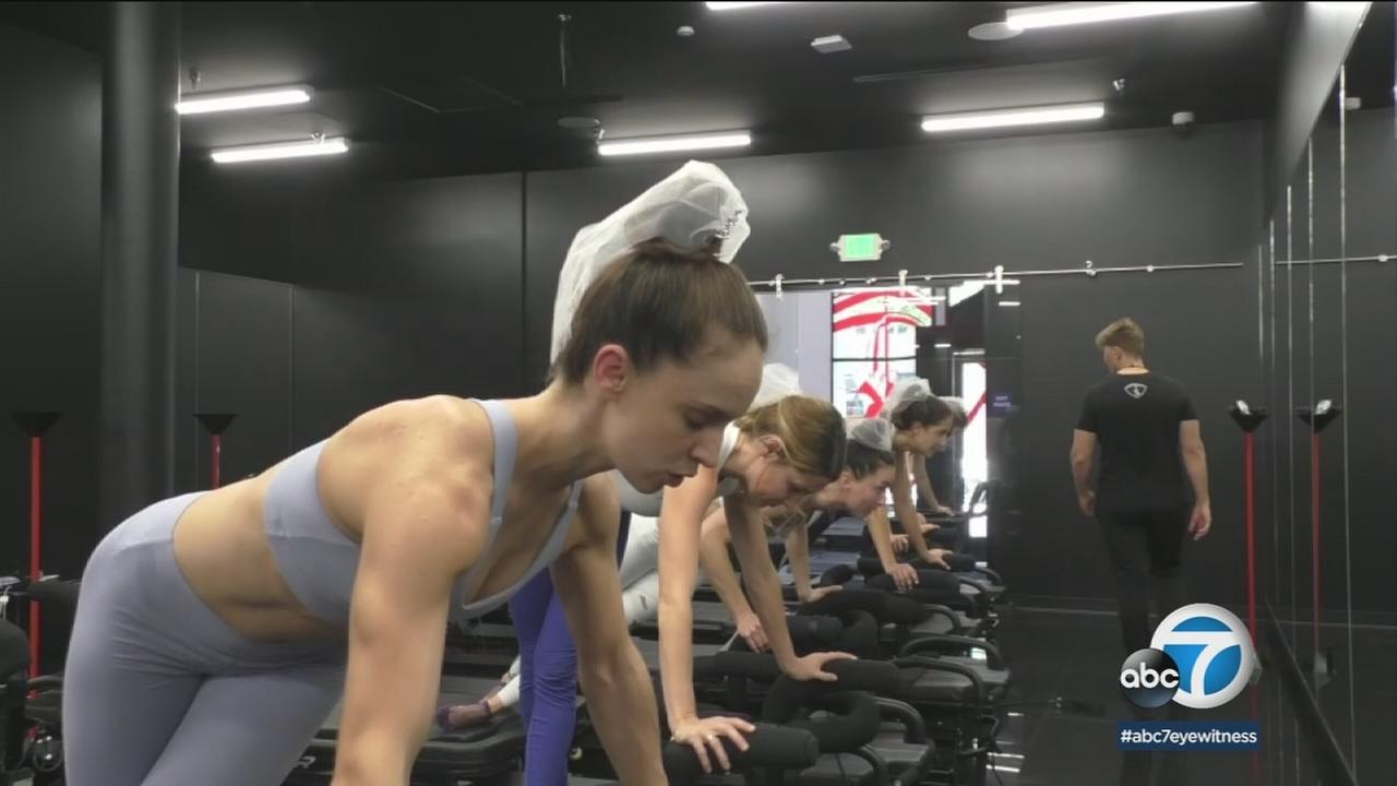 Some fitness studios are offering workouts tailored to help brides look their best on the big day.