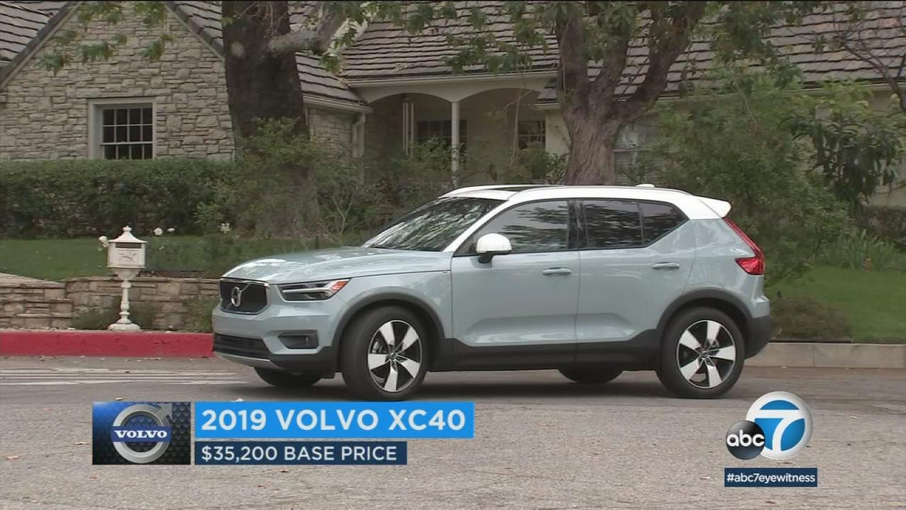 Volvo is helping fuel its comeback with a new compact SUV at a a smaller size fitting right into the industrys sweet spot.