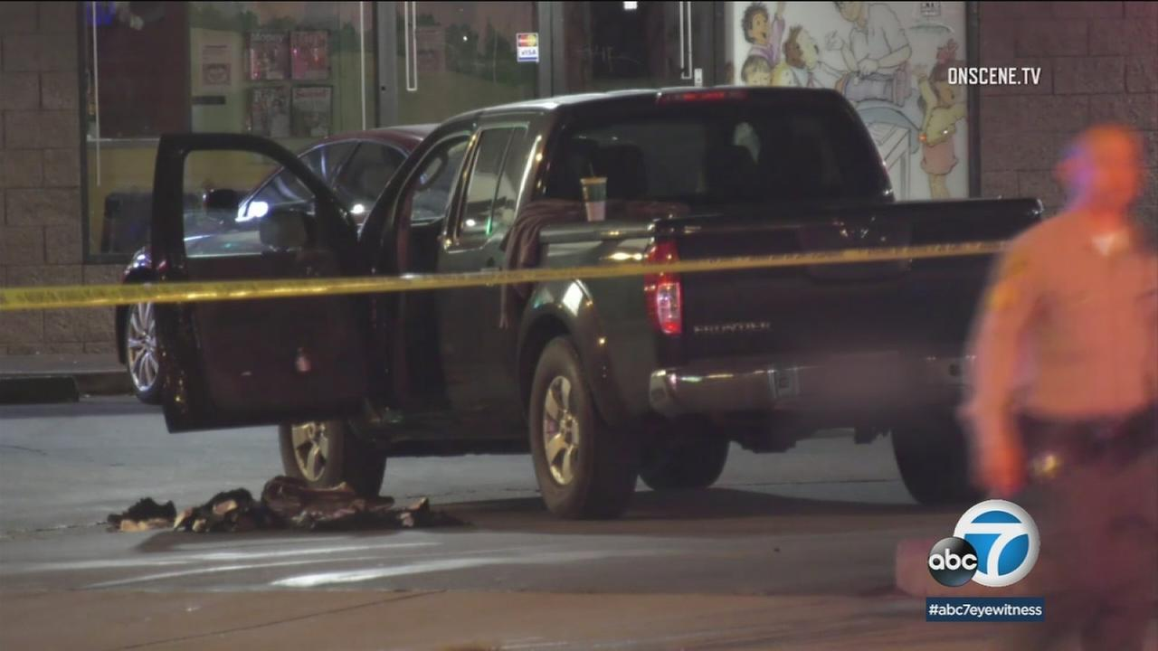 Detectives are investigating the fatal stabbing of a man that took place Monday night outside a liquor store in Cudahy.