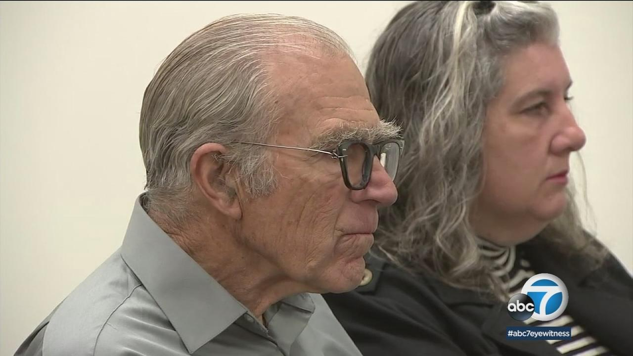 Mona Kirk and Daniel Panico are seen in court in this undated photo.