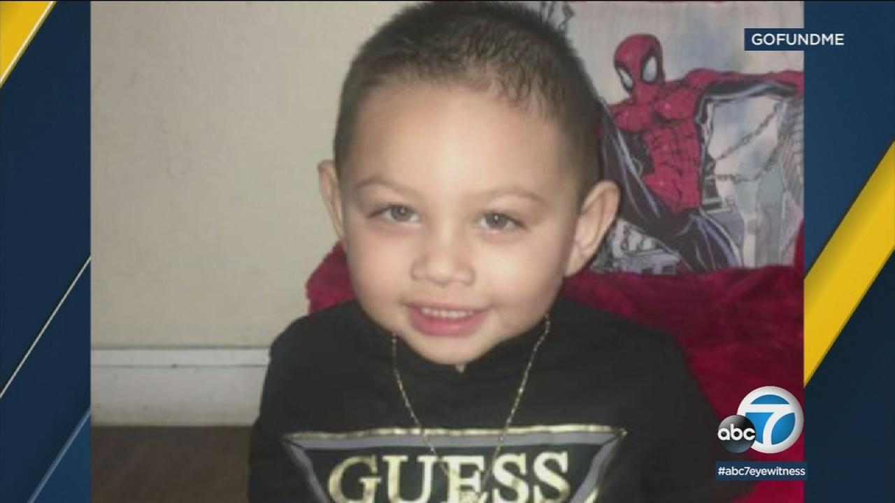 Eidan Cortez was struck and killed by an alleged drunk driver in South LA, police say.