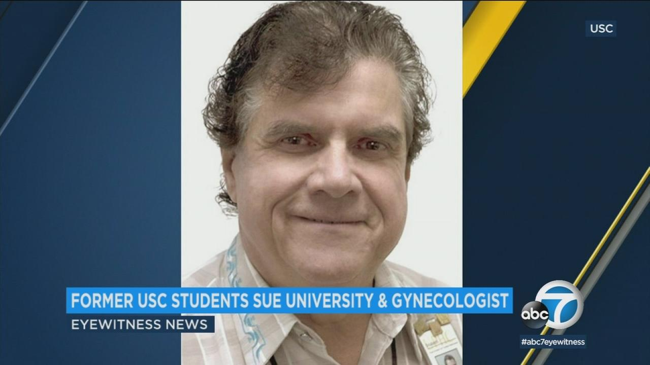Former USC gynecologist Dr. George Tyndall is shown in a photo.