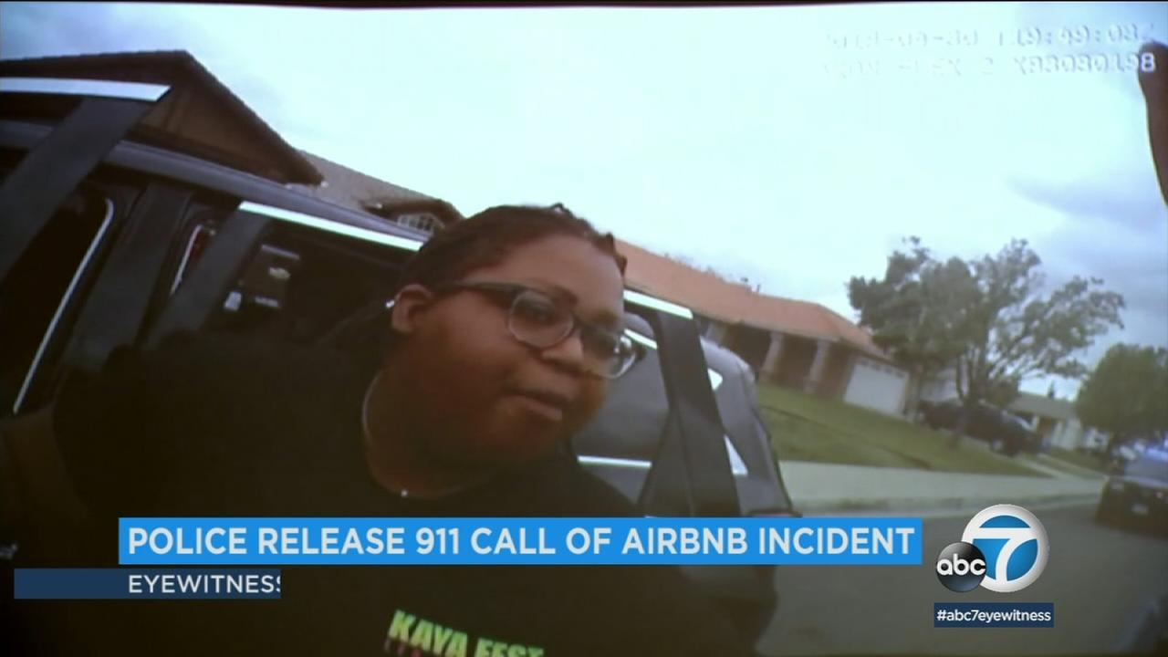 The City of Rialto has released the 911 call that sparked racial profiling allegations.