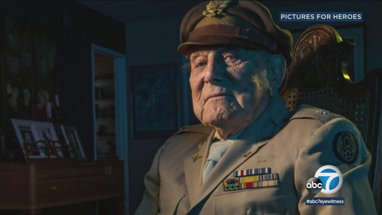 Preserving the legacies of World War II soldiers is the mission of photographer Zach Coco. He wants to make sure their stories of bravery and sacrifice are never forgotten.