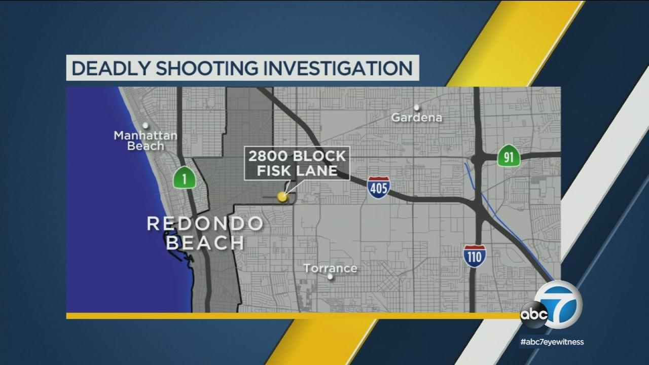 A 19-year-old is behind bars after a family dispute in Redondo Beach led to the fatal shooting of a man.