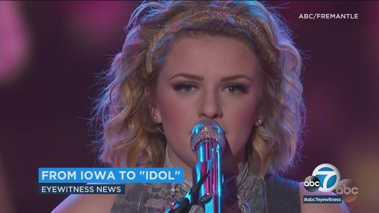 Maddie Poppe is savoring every moment of this once-in-a-lifetime opportunity as winner of American Idol.