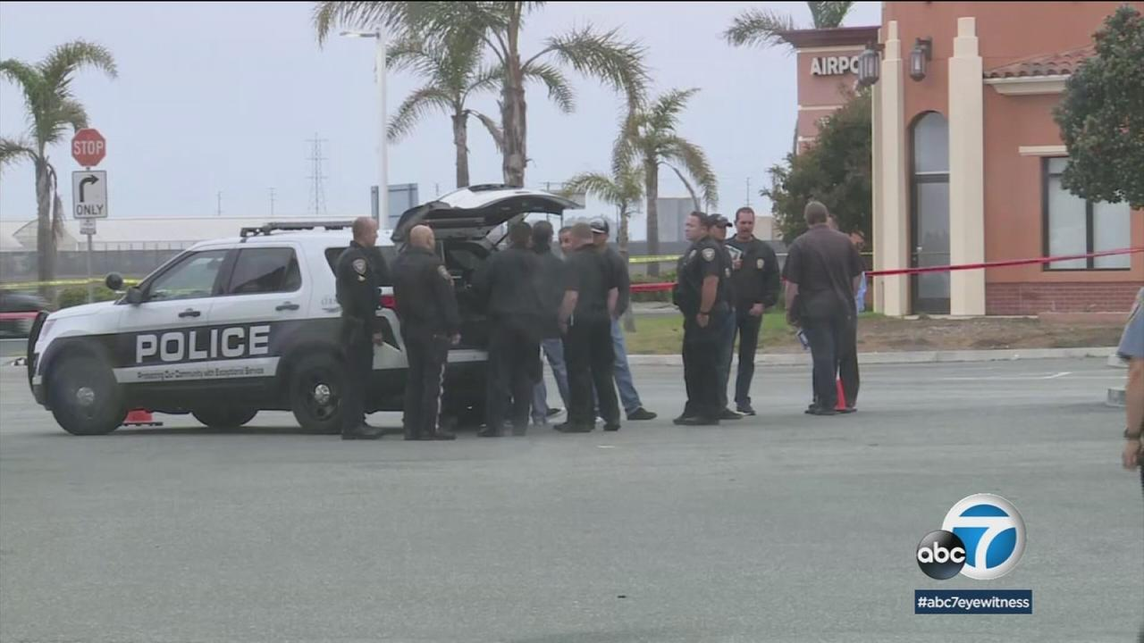 An investigation is underway following a violent altercation that left another man dead at an Oxnard gas station parking lot.