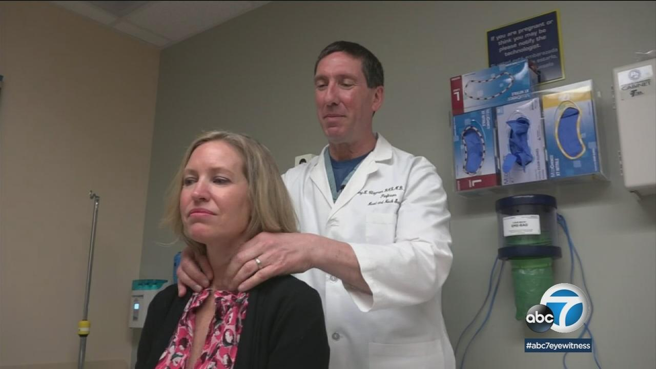 Cases of thyroid cancer have tripled in the last 30 years, and women are diagnosed with it three times more often than men.