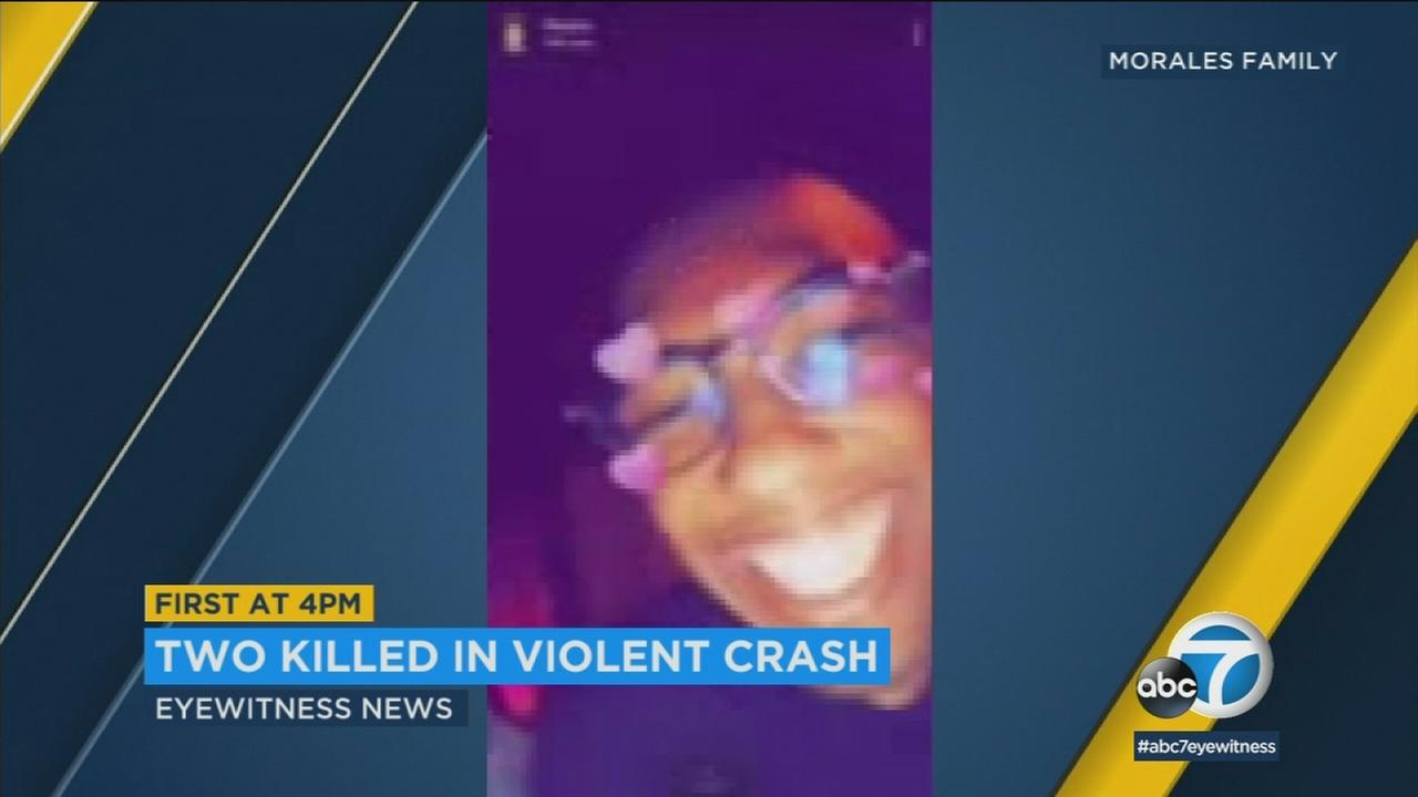 Two families are in mourning after two friends were killed in a hit-and-run crash in Riverside.