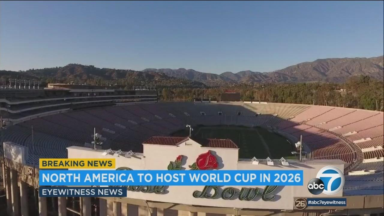 North America will host the 2026 World Cup after FIFA voters opted for a United States-led bid over a Moroccan proposal.