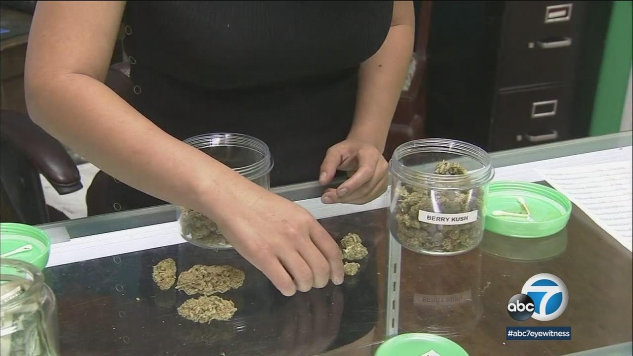 Marijuana regulators are struggling to control the underground market for cannabis in Los Angeles.