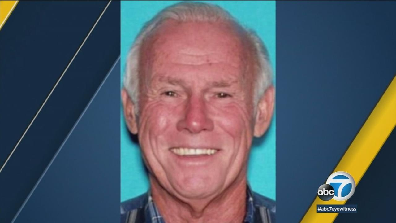 Authorities are searching for hiker Thomas Jackman, 72, of Sun Valley who is missing inside Sequoia National Park.
