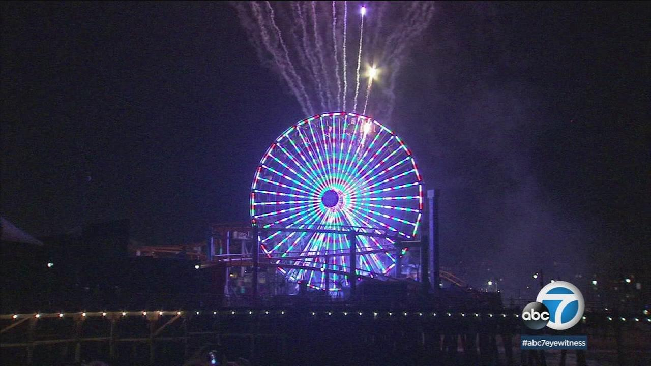 In celebration of the 125th anniversary of the Ferris wheel, Santa Monicas Pacific Wheel is offering a limited number of free rides on Thursday.