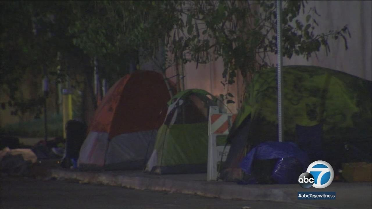After L.A. Mayor Eric Garcetti told the L.A. Times that people may soon be arrested for sleeping on the street, the citys homeless population is questioning what to do.