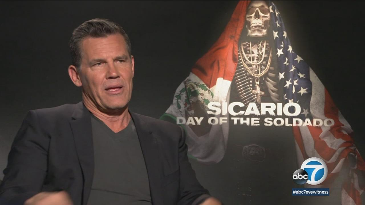 The release of Sicario: Day of the Soldado adds to the huge summer that Josh Brolin is having.