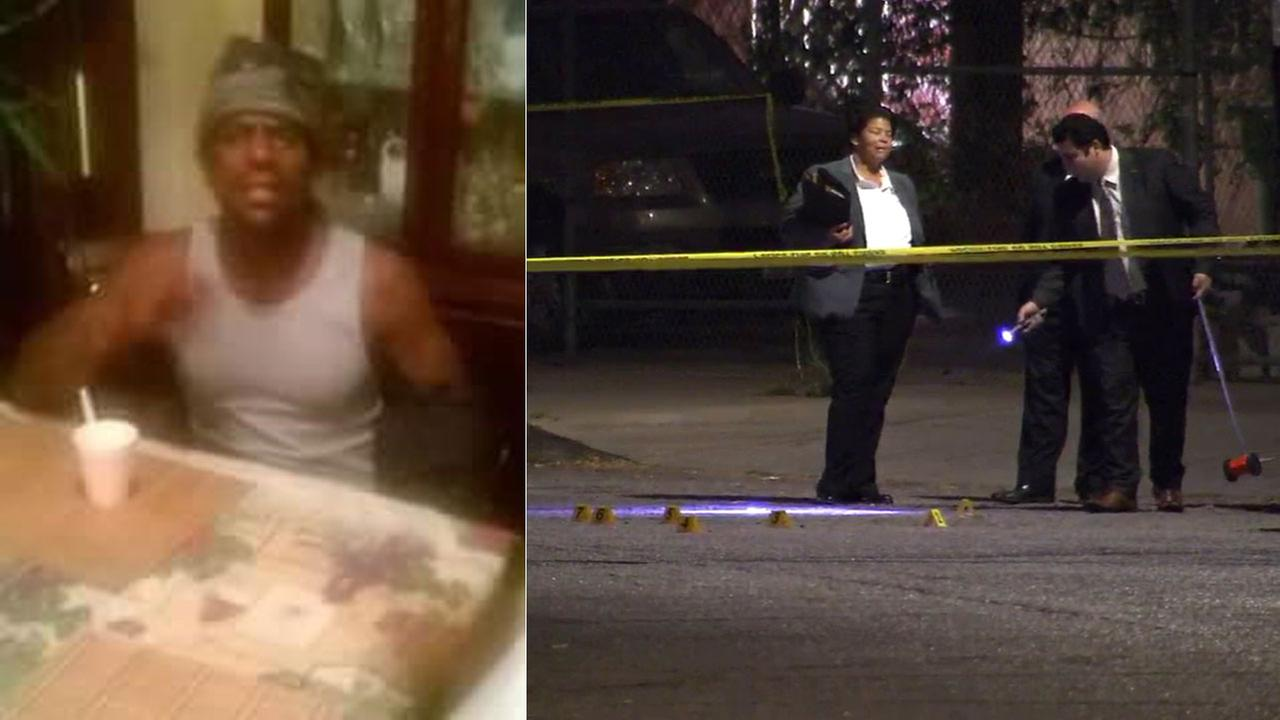 Todd Marshall, identified by family members as a man shot and killed in the Pacoima area on Friday, June 29, 2018.