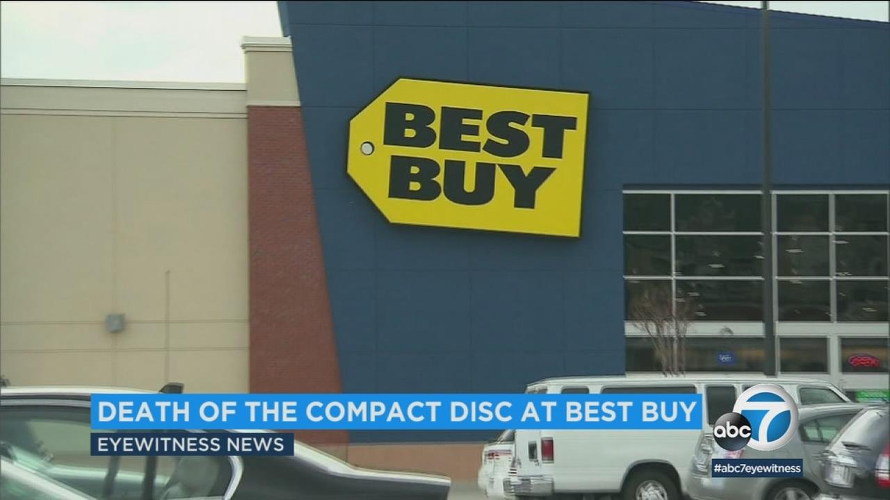 Best Buy is going to stopping selling music CDs starting this summer, but will continue to stock vinyl albums.