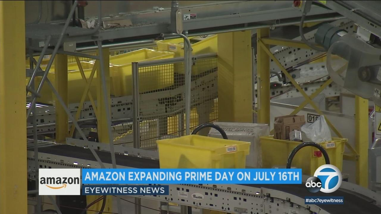 Amazon is extending Prime Day to 36 hours this year.
