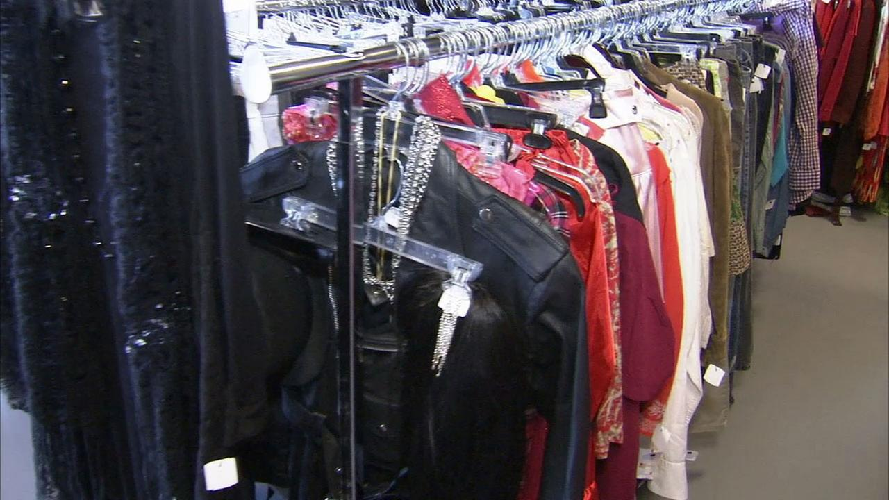goodwill boo tique offers new gently used halloween costumes abc7com