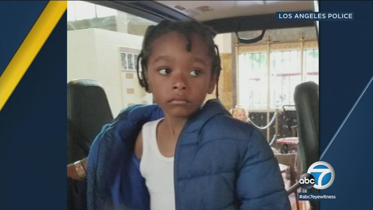 Police are asking for the publics help in identifying a child that was discovered abandoned at Union Station on Wednesday night.