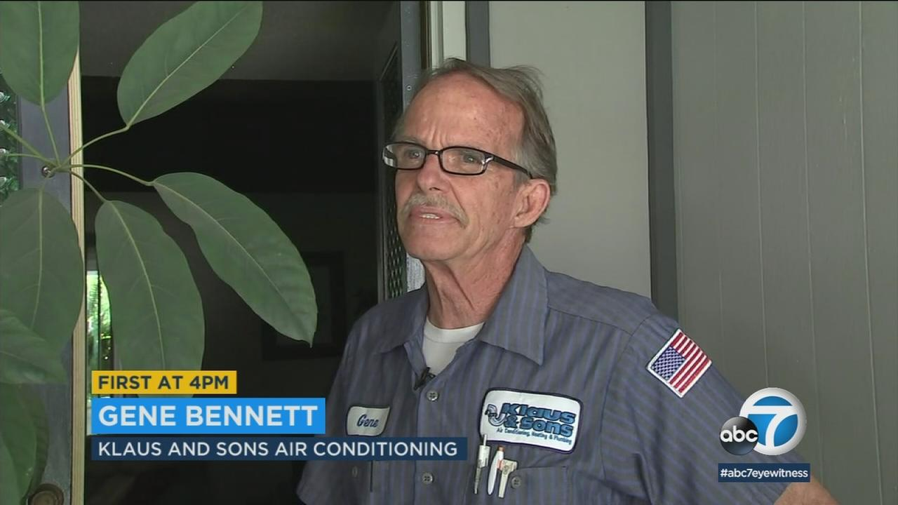 Ensuring that air conditioning units are well-maintained could go a long way when it comes to staying cool, according to Klaus and Sons Plumbing Heating and Air Conditioning.