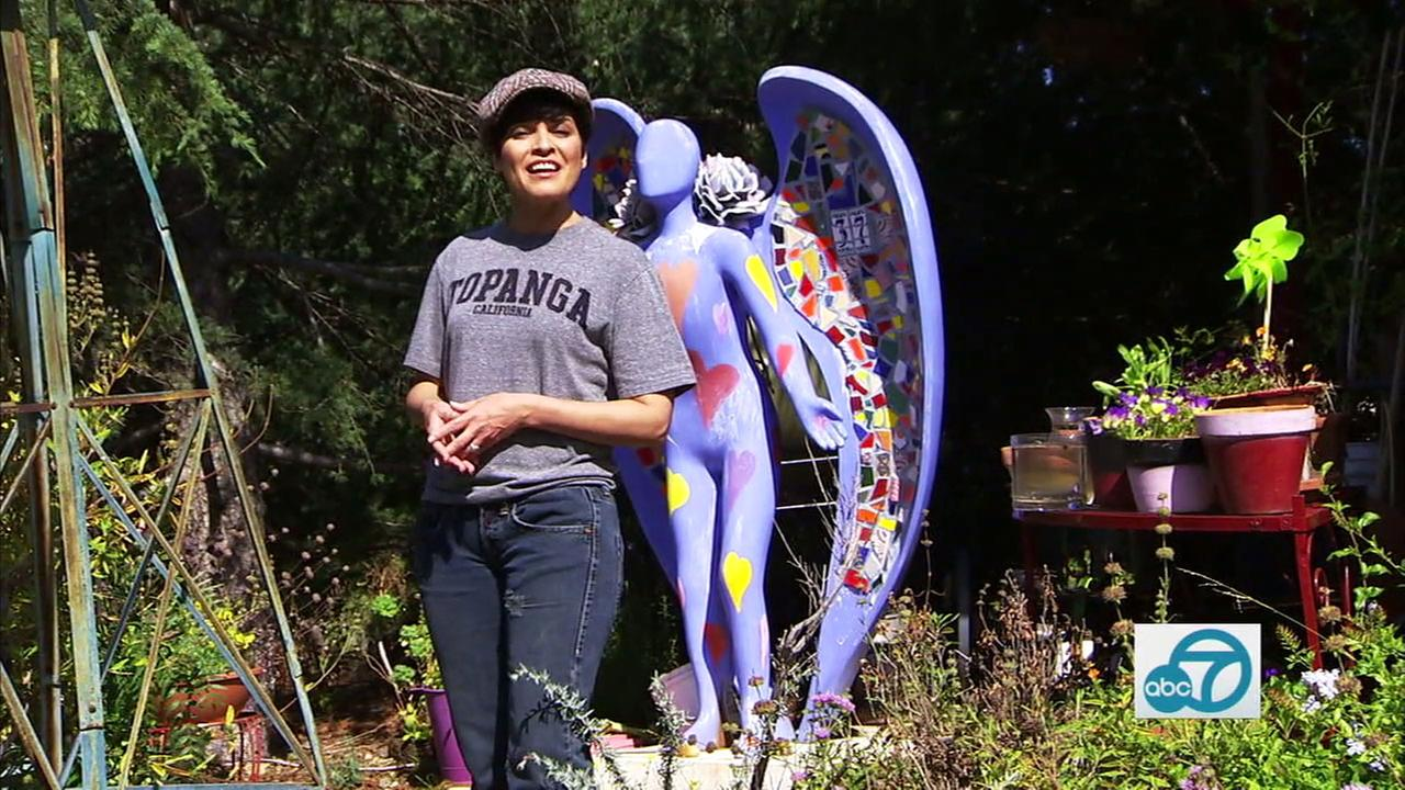 Eye on L.A. host Tina Malave explores Topanga Canyon.