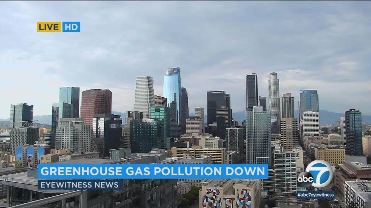 The achievement is roughly equal to taking 12 million cars off the road or saving 6 billion gallons of gasoline a year, according to the California Air Resources Board.
