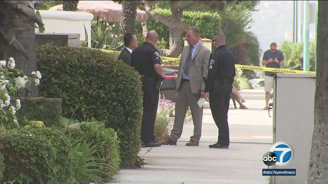Police responded to a report of a shooting and found three people dead in a Redondo Beach apartment.