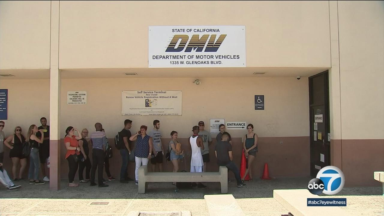 The California DMV said Friday it will open 17 more offices on Saturdays starting in August.