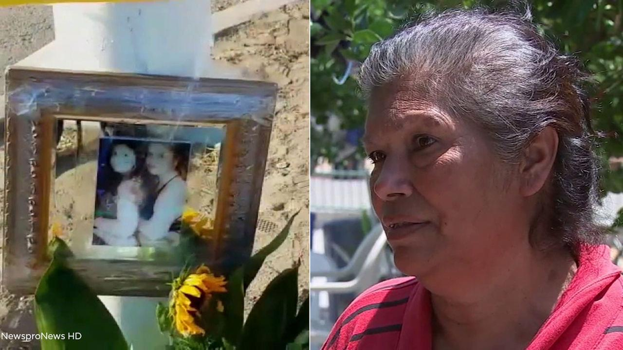 Maribel Gonzalez talks about the San Bernardino hit-and-run that killed her daughter and unborn grandchild.