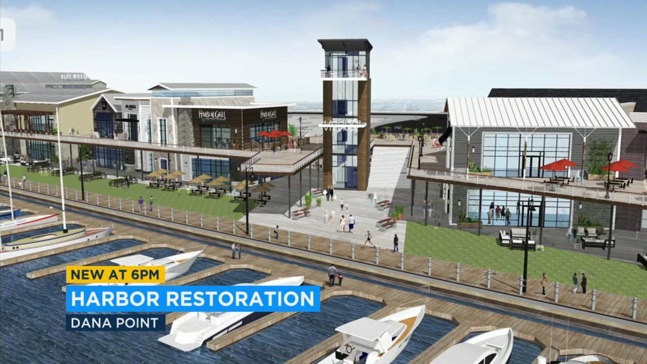 The Orange County Board of Supervisors approved a $330 million agreement to revitalize the Dana Point Harbor.