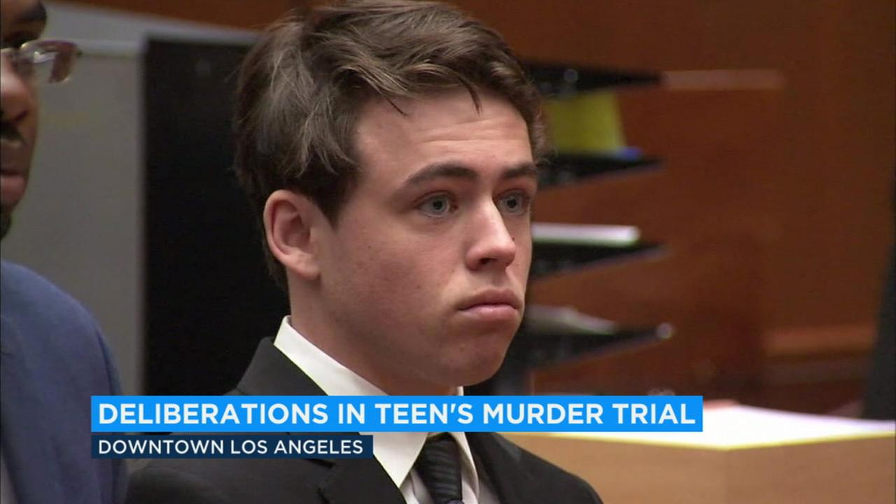 Jurors entered a fourth day of deliberations in the gang murder trial of Cameron Terrell.