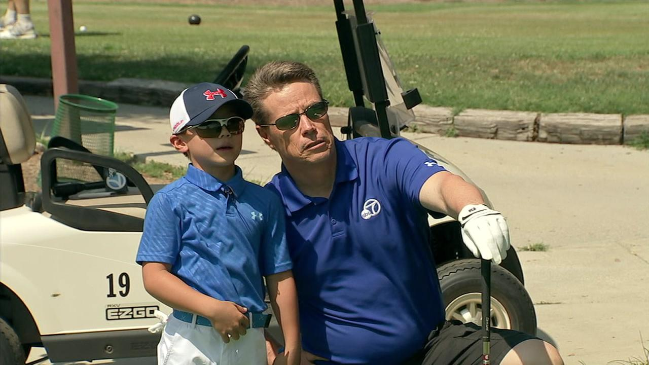 Los Angeles native Jaden Soong, an 8-year-old golf prodigy, hopes to make history at the upcoming US Kids Golf World Championship.