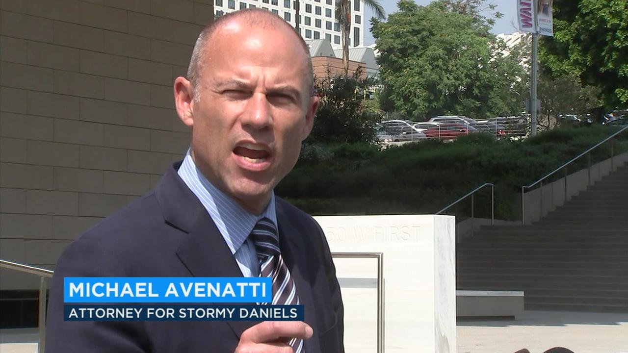 A federal judge said Friday he is unlikely to issue a gag order stopping a lawyer for porn actress Stormy Daniels from discussing her lawsuit against President Donald Trump.