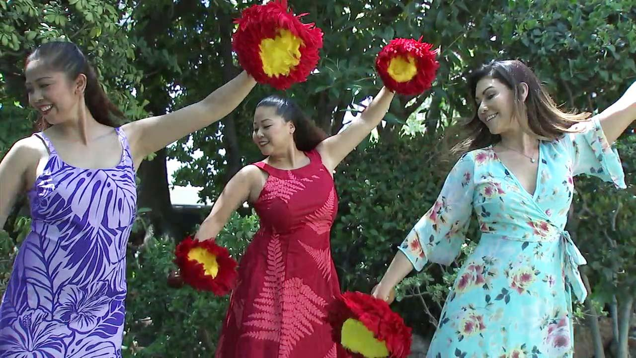 Kimi Evans recalls on the days she was a competitive Merrie Monarch hula dancer growing up in Little Tokyo.