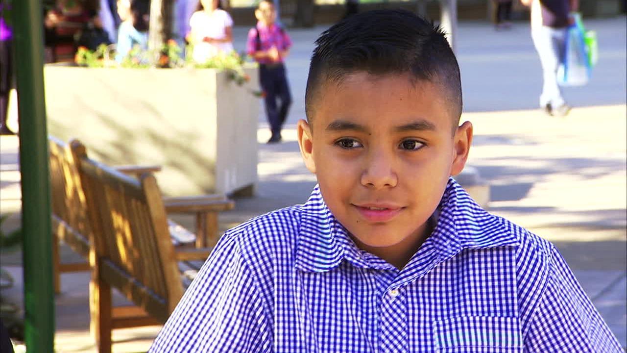 TN-Refugee Boy
