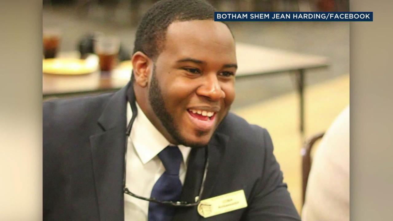 An undated photo of 26-year-old Botham Jean, who was fatally shot by a Dallas officer who allegedly went into the wrong apartment on Thursday, Sept. 6, 2018.