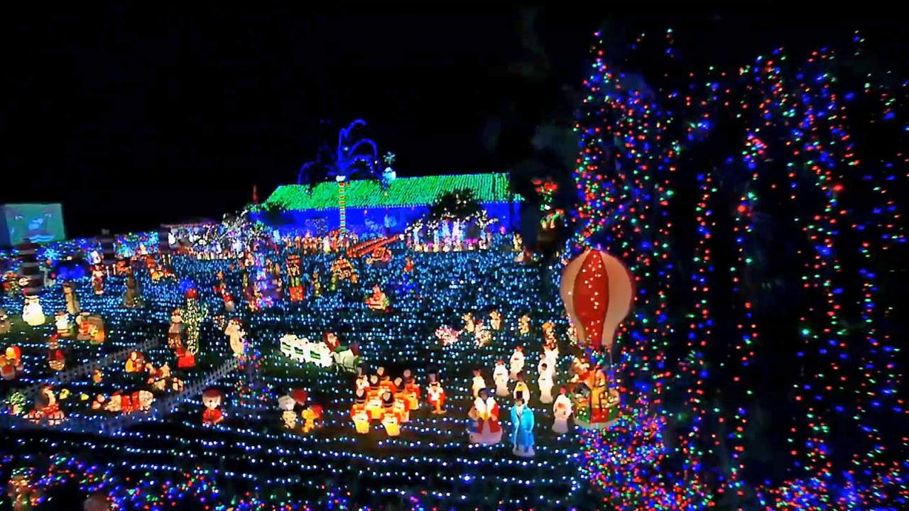 Winner Of The Christmas Light Fight 2020 The Great Christmas Light Fight 2020 Locations | Nmsccp