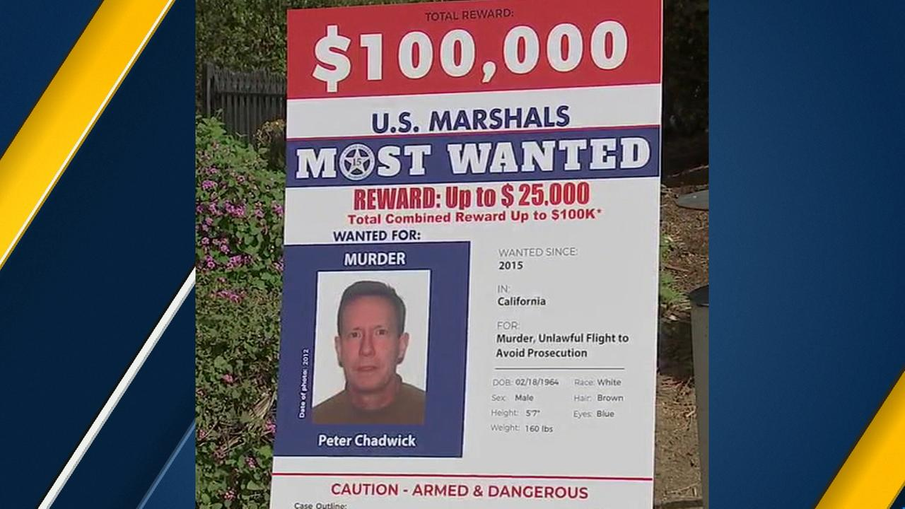 Authorities on Wednesday, Sept. 19, 2018, announced a $100,000 reward in the ongoing search for a man who allegedly killed his wife at their Newport Beach home in 2012.