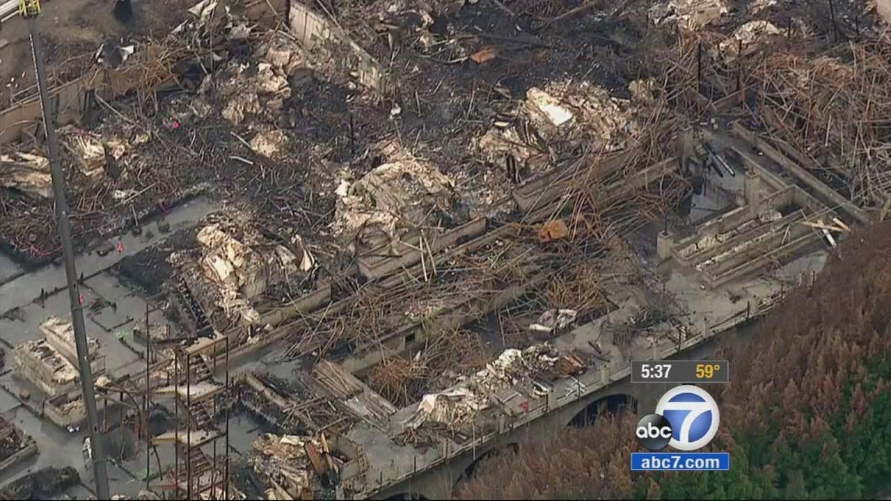 Chilling new details were revealed Tuesday about last weeks sprawling downtown fire.